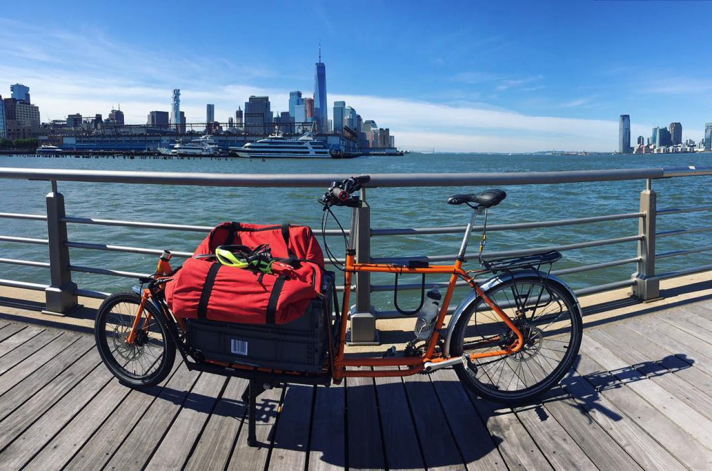 NYC Cargo Bike Collective